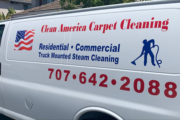 Carpet Cleaning in Vallejo CA