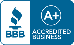 BBB A+ Accreditation